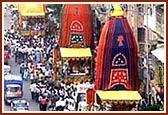 Rath Yatra 2000, Calcutta