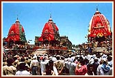 Rath Yatra 2000, Jagannath Puri