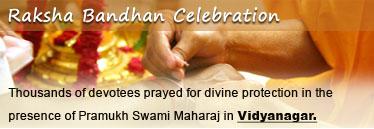 Raksha Bandhan Festival Celebration