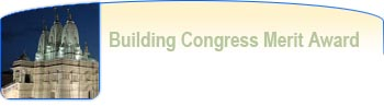 Building Congress Merit Award