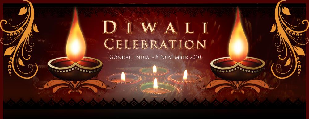 news of baps diwali celebration gondal india
